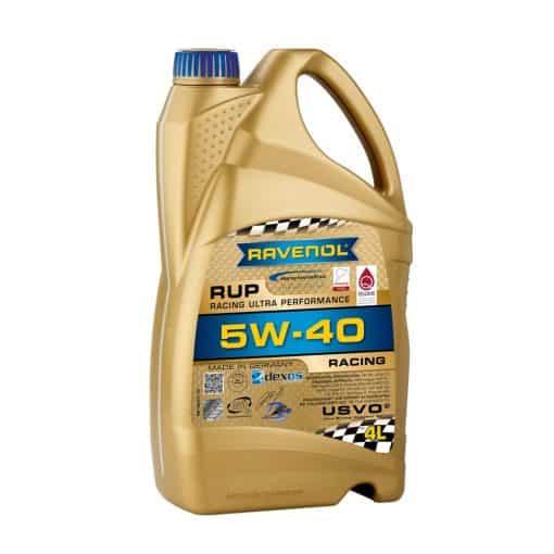 Масло RAVENOL RUP Racing Ultra Performance 5W40 4L
