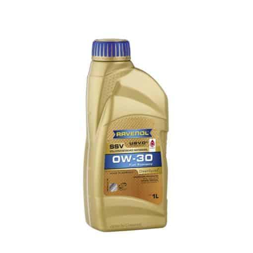 Масло RAVENOL SSV Fuel Economy 0W30 1L