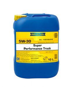 Масло RAVENOL Super Performance Truck 5W30 10L