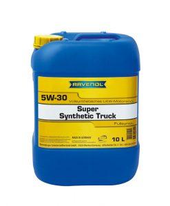Масло RAVENOL Super Synthetic Truck 5W30 10L
