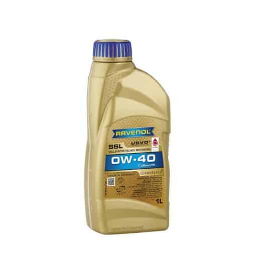 Масло RAVENOL Super Synthetik Ol SSL 0W40 1L