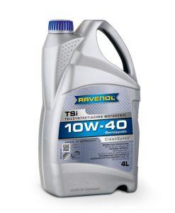 Масло RAVENOL TSi 10W40 4L