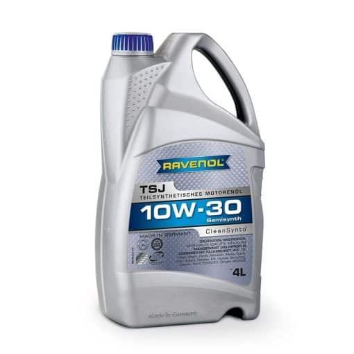 Масло RAVENOL TSJ 10W30 4L