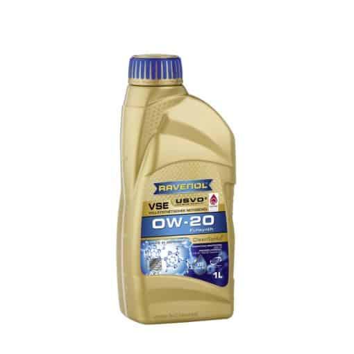 Масло RAVENOL VSE 0W20 1L