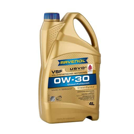 Масло RAVENOL VSF 0W30 4L