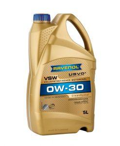 Масло RAVENOL VSW 0W30 5L