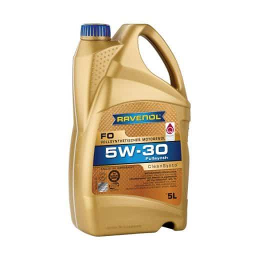 Масло RAVENOL FO 5W30 5L