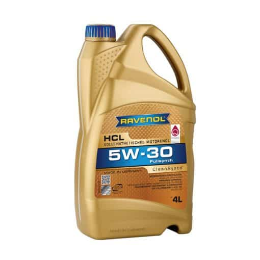 Масло RAVENOL HCL 5W30 4L