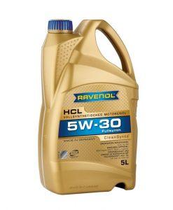 Масло RAVENOL HCL 5W30 5L