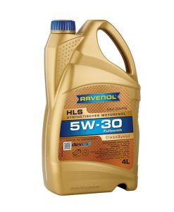 Масло RAVENOL HLS 5W30 4L
