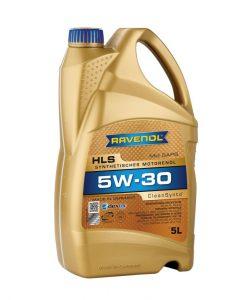 Масло RAVENOL HLS 5W30 5L