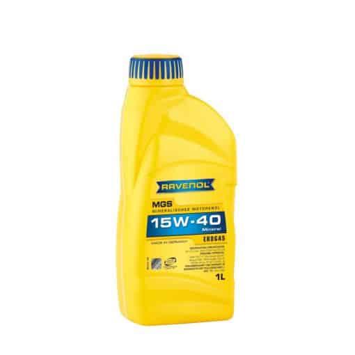 Масло RAVENOL MGS 15W40 1L