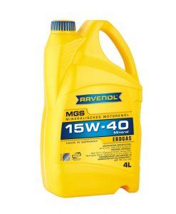 Масло RAVENOL MGS 15W40 4L