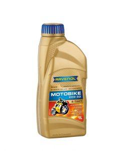 Масло RAVENOL Motobike 4-T Mineral 20W50 1L