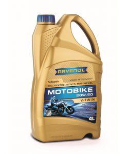 Масло RAVENOL Motobike V-Twin 20W50 Fulls 4L