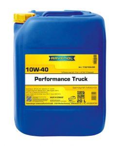Масло RAVENOL Performance Truck 10W40 20L