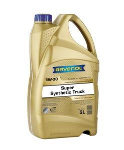 Масло RAVENOL Super Synthetic Truck 5W30 5L
