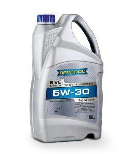 Масло RAVENOL SVE Standard Viscosity Ester 5W30 5L