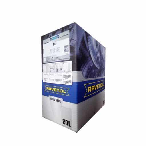 Масло RAVENOL TSi 10W40 Bag in Box 20L