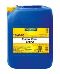 Масло RAVENOL Turbo plus SHPD 15W40 20L