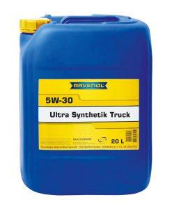 Масло RAVENOL Ultra Synthetik Truck 5W30 20L