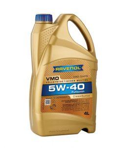 Масло RAVENOL VMO 5W40 4L