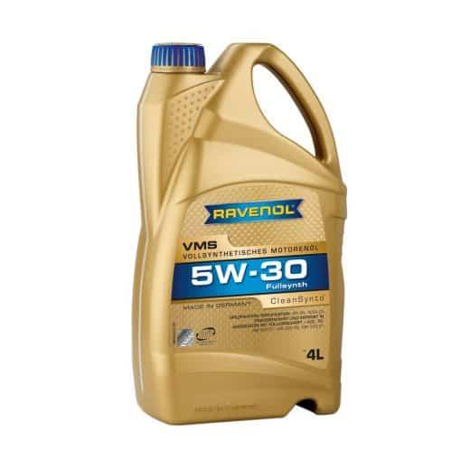 Масло RAVENOL VMS 5W30 4L