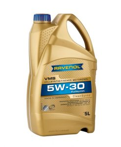 Масло RAVENOL VMS 5W30 5L