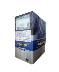 Масло RAVENOL VST 5W40 Bag in Box 20L