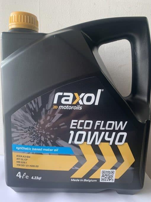 Масло RAXOL ECO FLOW 10W40 - 4L