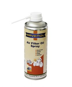 Спрей RAVENOL AIR Filter Oil Spray 400ml