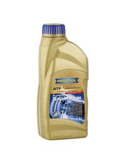 Трансмисионно масло RAVENOL ATF 5/4 HP Fluid 1L