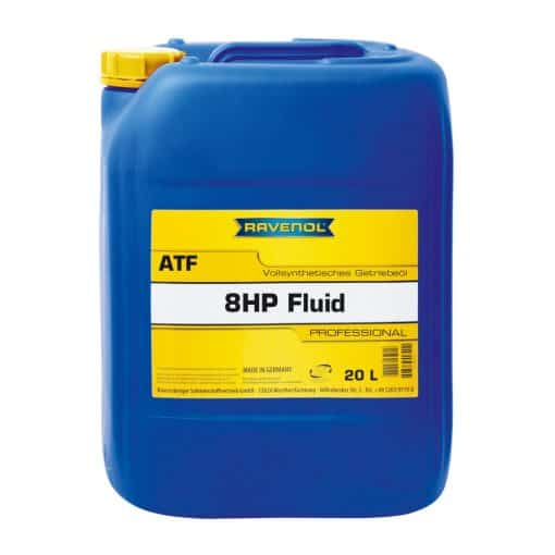 Трансмисионно масло RAVENOL ATF 8HP Fluid 20L
