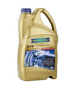 Трансмисионно масло Ravenol ATF FZ 4L