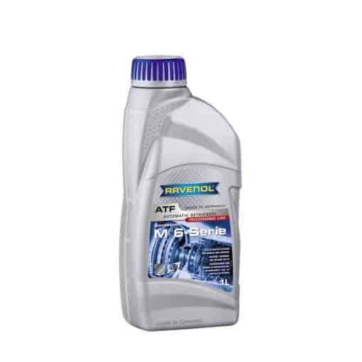 Трансмисионно масло RAVENOL ATF M 6-Serie 1L
