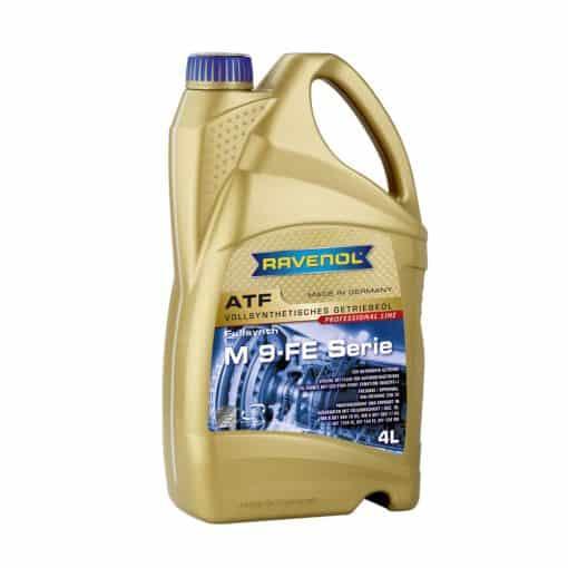Трансмисионно масло RAVENOL ATF M 9-FE Serie 4L
