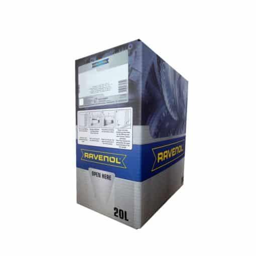 Трансмисионно масло RAVENOL ATF 5/4 HP Fluid BIB 20L