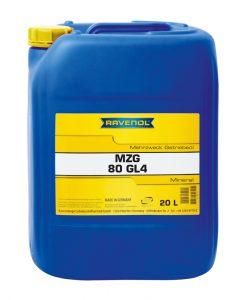 Трансмисионно масло Ravenol Getriebeoel MZG SAE 80 GL 4 20L