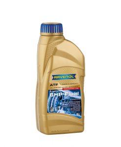 Трансмисионно масло RAVENOL ATF 6 HP Fluid 1L