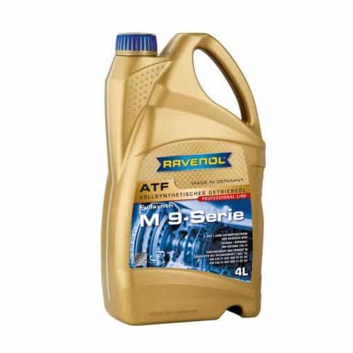 Трансмисионно масло RAVENOL ATF M 9-Serie 4L