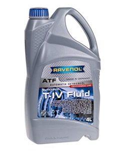 Трансмисионно масло Ravenol ATF T-IV Fluid 4L