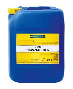 Трансмисионно масло Ravenol Getriebeoel EPX 85W140 GL 5 20L