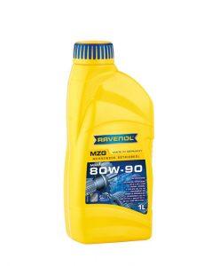 Трансмисионно масло Ravenol Getriebeoel MZG 80W90 GL 4 1L